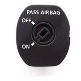Chave Comando Air Bag Freelander 2009 Gasolina