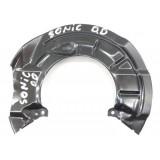 Espelho Freio Roda Dianteira Direita Chevrolet Sonic