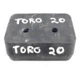 Borracha Batente Fixação Estepe Fiat Toro 2020